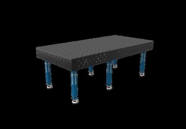 Picior de masa cu roată versiune PLUS